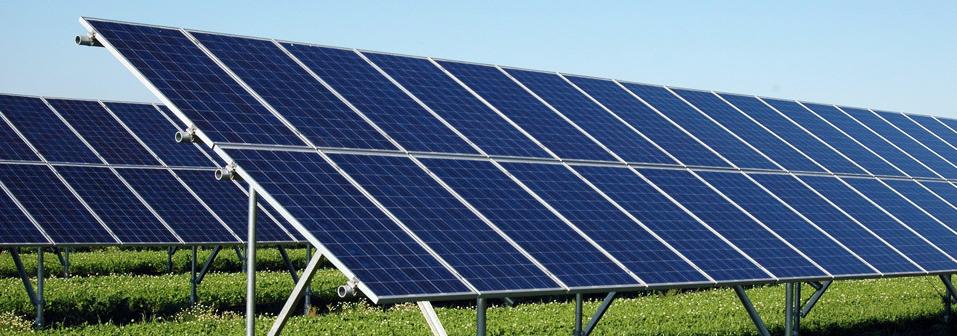 napelempark, napenergia, naperőmű, megújuló energia